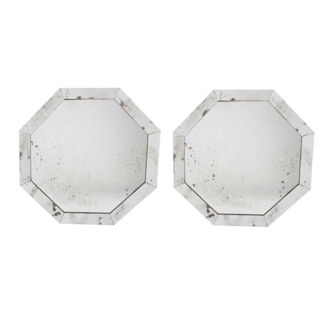 Pair of Venetian Style Mirrors MI1111726
