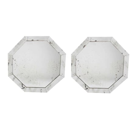 Pair of Venetian Style Mirrors MI1111726