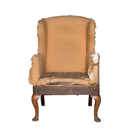 Library Wing Chair CH4755780