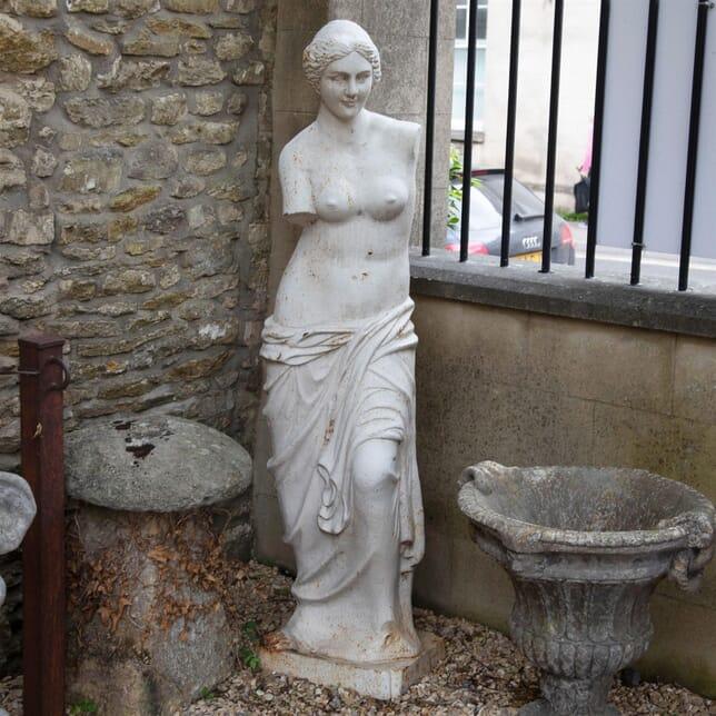 20th Century Venus Garden Statue GA4260575