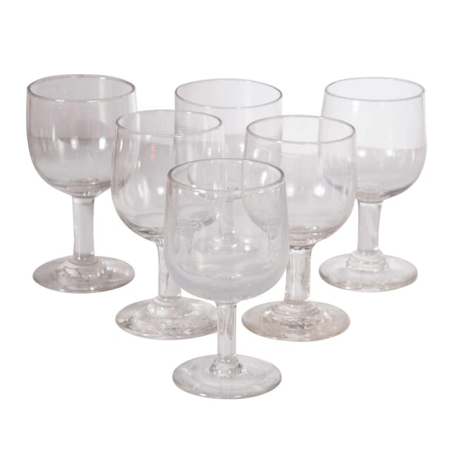 Large Collection of French Bistro Glasses DA5558773