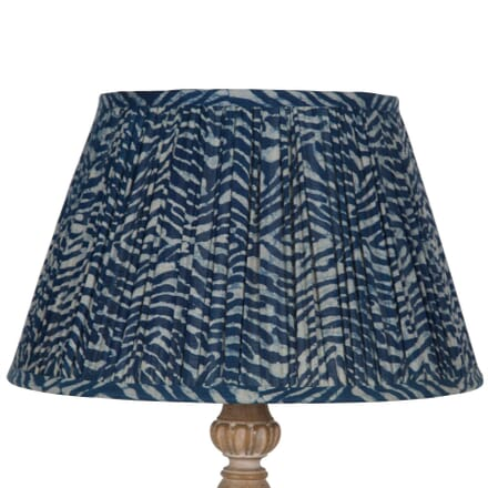 40cm Blue Lampshade LS6657562