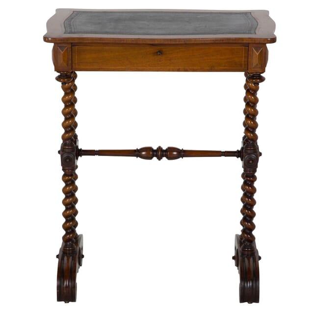 19th Century Single Drawer Writing Table TC104418