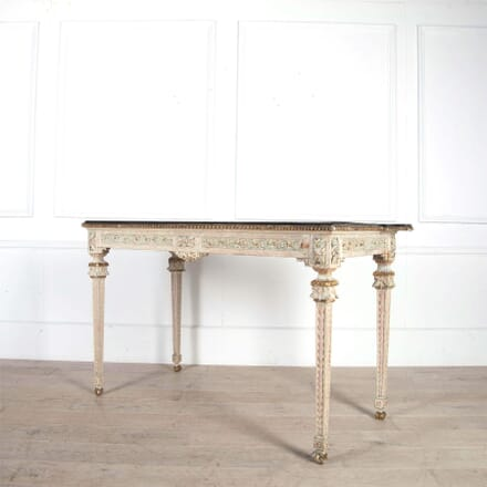 19th Century Original Painted Console Table CO0161202