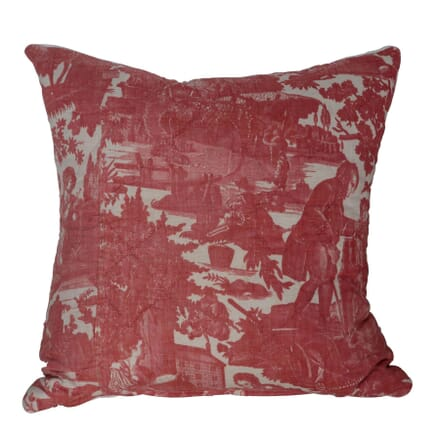 French Toile Cushions RT013736