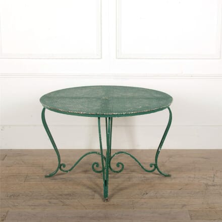 French Garden Table GA207509