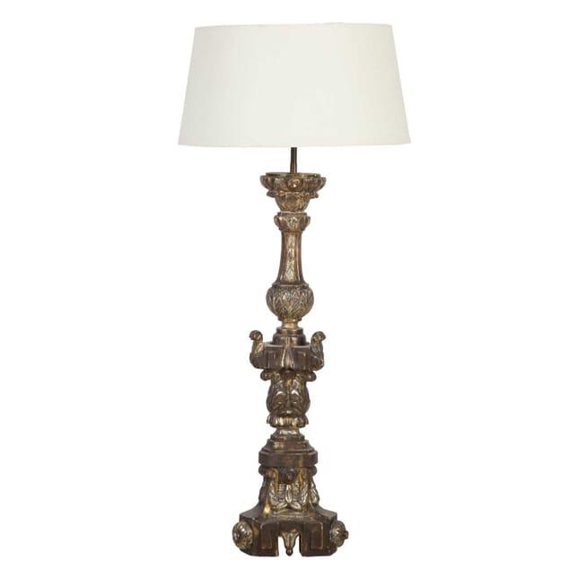 Italian Altar Stick Lamp LT5113235
