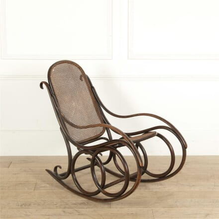 Thonet Bentwood Rocking Chair CH907664