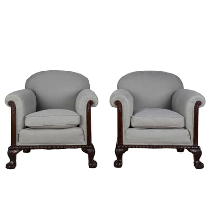 Pair of English House Chairs CH435066