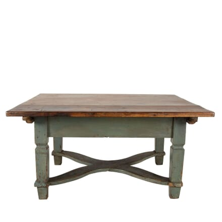 Cherry Wood Coffee Table CT7260784