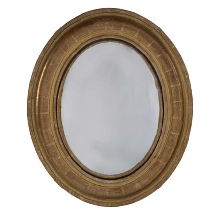 Louis Philippe Convex Mirror MI1556477