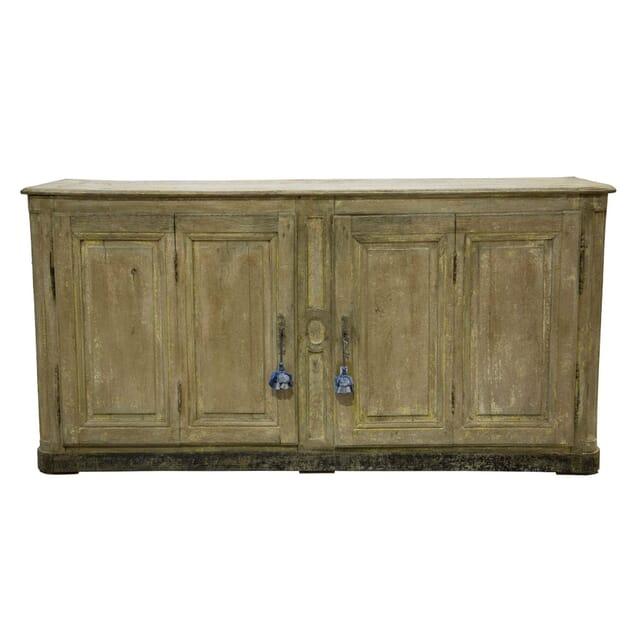 French 18th Century Oak Enfilade BU4458151