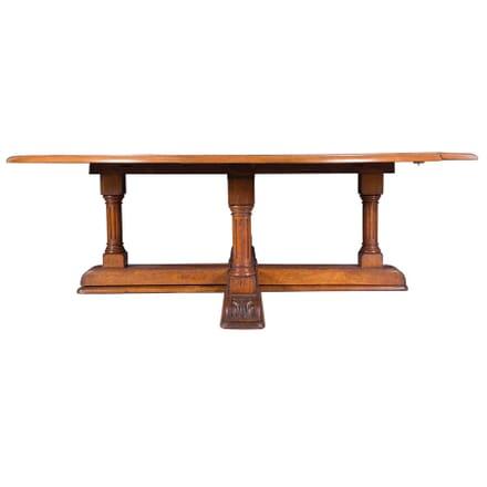 19th Century Oak Dining Table TD1058675