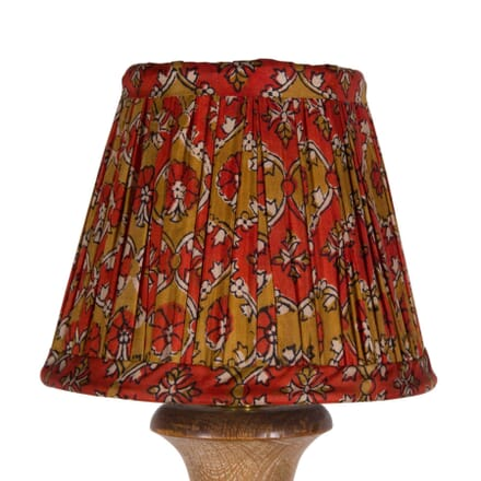 15cm Red Silk Lampshade LS6657891