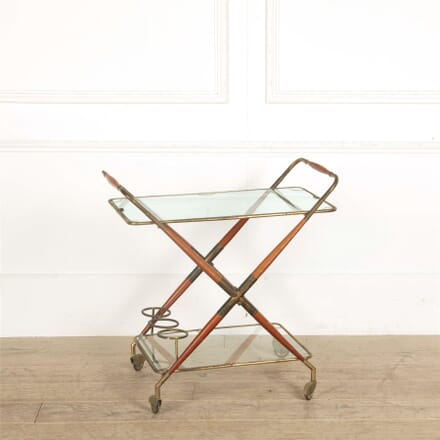 1960's Italian Drinks Trolley TS907674