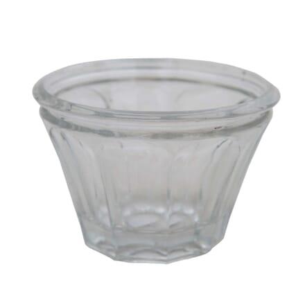 French Cone Shaped Glass Jam Jar DA4454970
