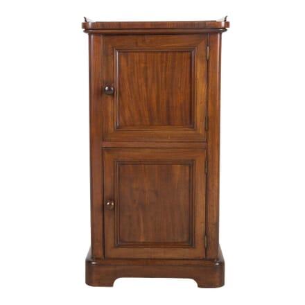 Mahogany Bedside Cabinet BK0512756