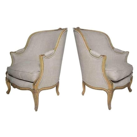 Pair of French Bergeres CH4855181