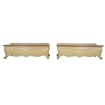 Pair of Italian Benches SB5255933