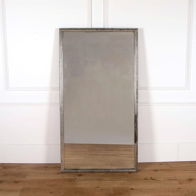 Silver Gilt French Bistro Mirror MI7161155