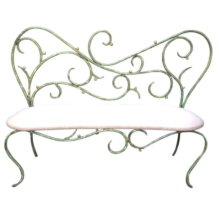 Decorative Iron Bench GA1511522