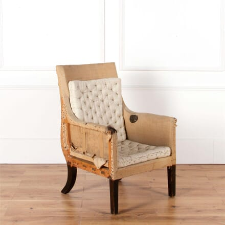 19th Century Country House Armchair CH1062105