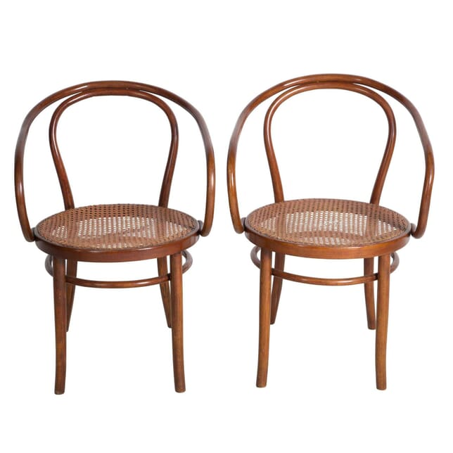 Pair of Thonet 6009 Bentwood Armchairs CH9912177