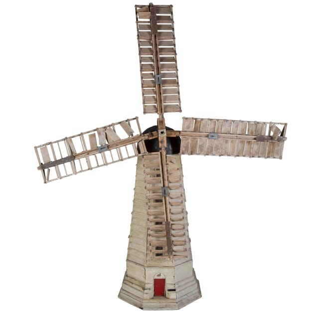 Wonderful Large Scale Windmill DA9910091