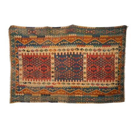 Vintage Turkish Wool Kilim RT9912290