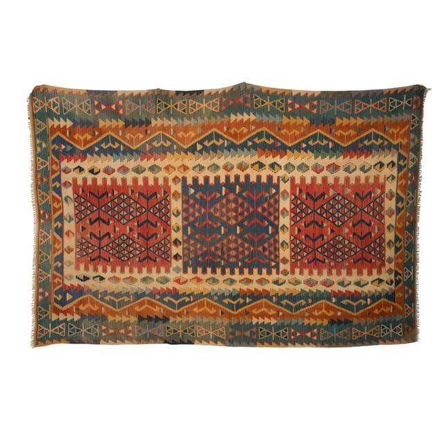 Vintage Turkish Wool Kilim RT9912290