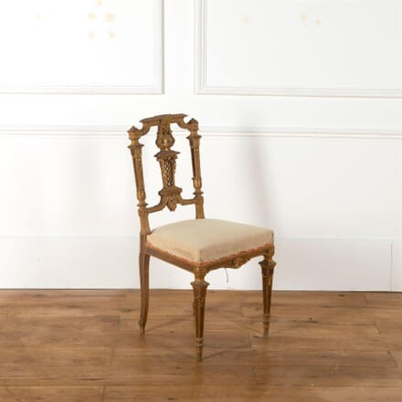 French Side Chair CH3562596
