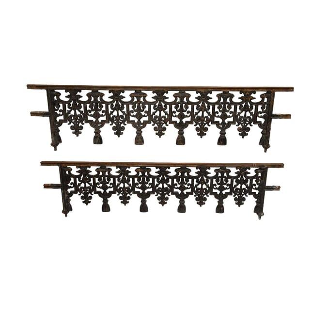 19th Century Iron 'Frises De Fenetre' GA1558993