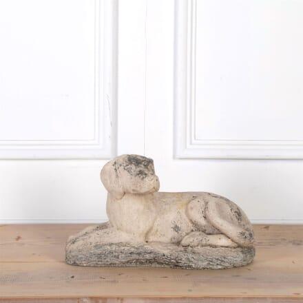 Composition Stone Dog DA2560904