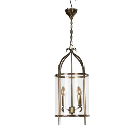 Brass Hall Lantern LL3054988