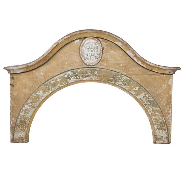 Italian Pediment DA9057162
