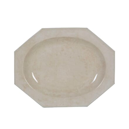 Creamware Serving Platter DA0155555