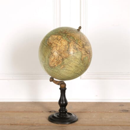 19th Century French Terrestrial Globe DA157714