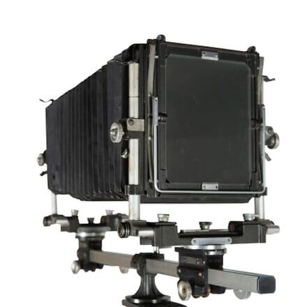 British de Vere Camera and Stand DA7260789