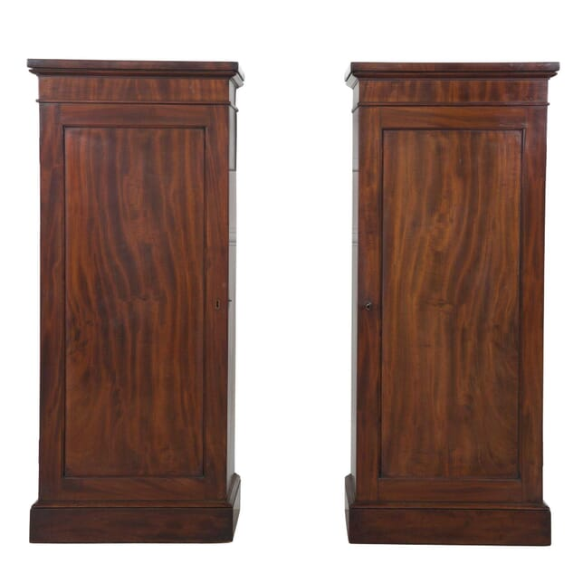 Pair of Mahogany Pedestals OF0357333