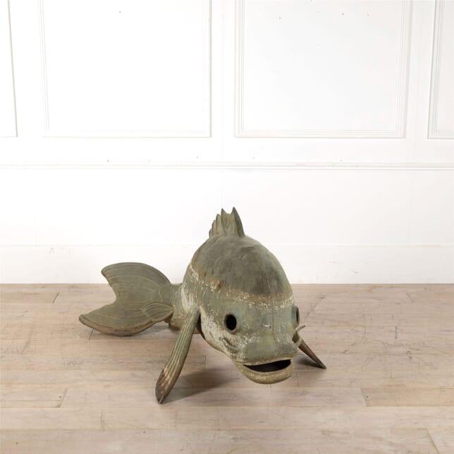 Bronze Fish GA137217