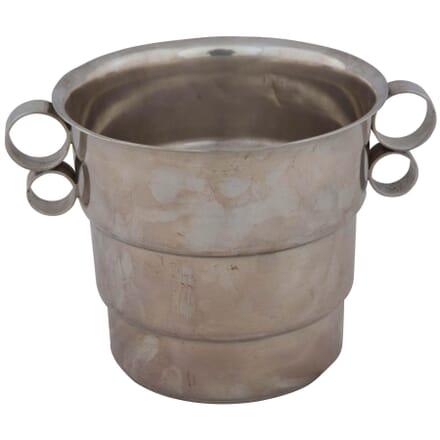 Silver Plate Ice Bucket DA177563