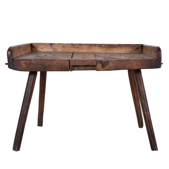 19th Century Sycamore Table / Work Bench TC1060305