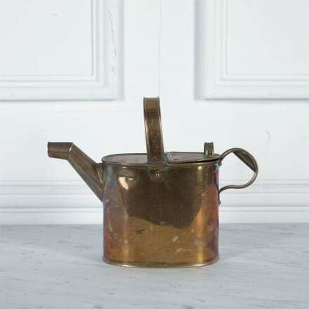 Early 20th Century Small Brass Watering Can GA4461105