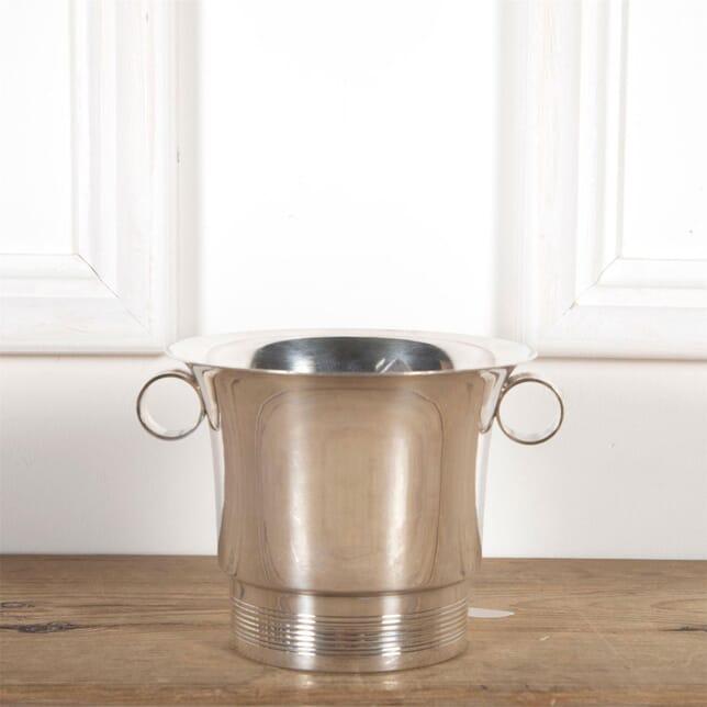 French Art Deco Silver Plated Ice Bucket DA5861431