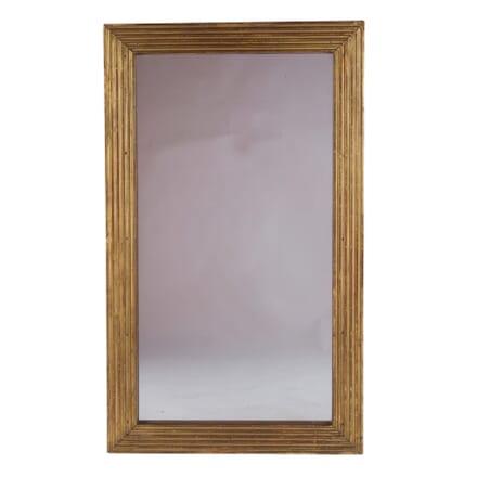 18th Century French Reeded Mirror MI7158690