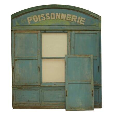 French Shop Facade WD4457423