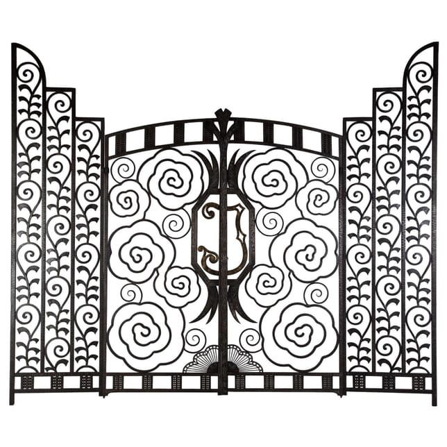 French Art Deco Gates OF018062