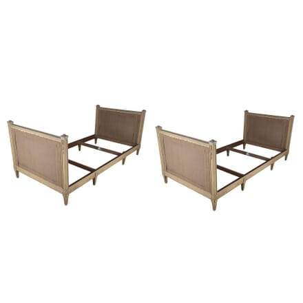 Pair of French Single Beds OF0158952