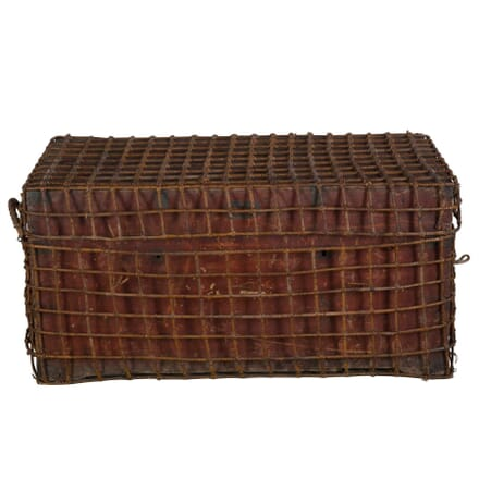 19th Century Colonial Trunk OF2955849