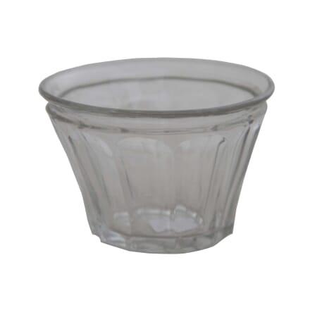 French Cone Shaped Glass Jam Jar DA4454971